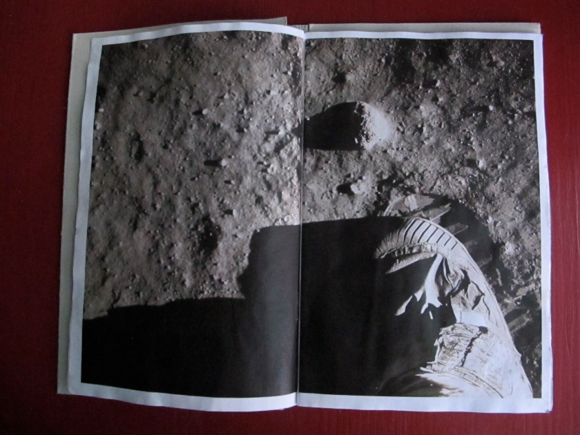 "From Stephanie Rohlfs' ""First Artist-in-Residence on The Moon"", Lunar Artists' Residency Vol. 1"