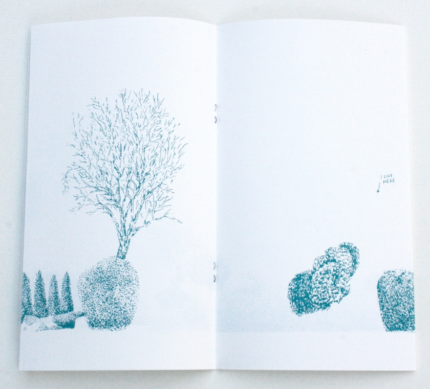 Martine Workman's All The Trees