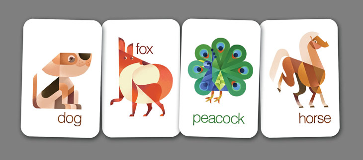 Tou Yia Xiong's Animal Flash Cards