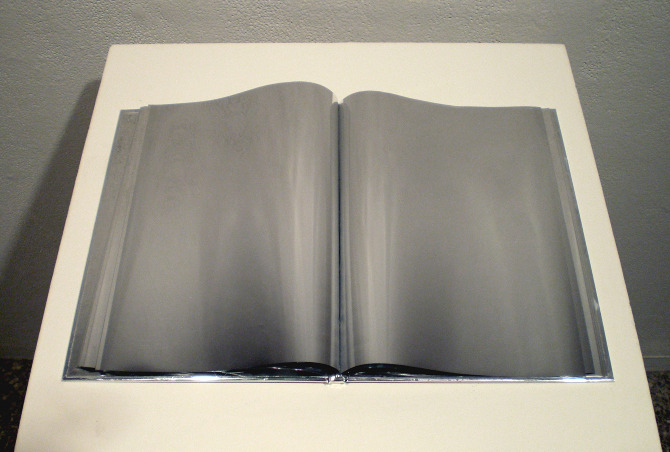Caitlin Warner, Mirror Book